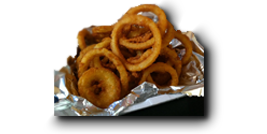 Onion Rings, Fries, and more